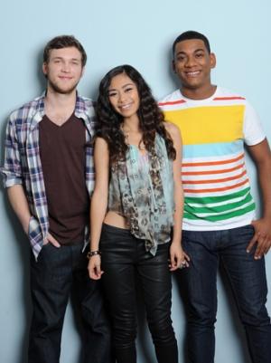 Jessica Sanchez now on Top 3 of American Idol Season 11