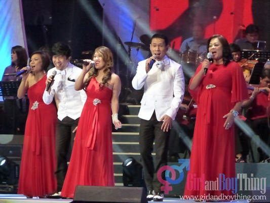 GREATEST OPM STARS SHINES AT THE SM MOA ARENA LAUNCH
