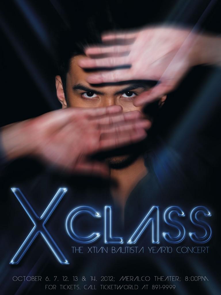 """X Class""...Christian Bautista's 10th Year Anniversary Concert"
