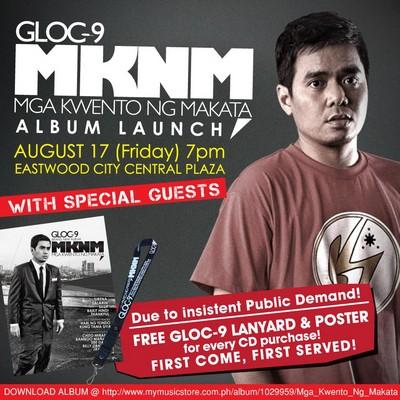 """Gloc 9 """"Mga Kuwento ng Makata""""(MKNM)...A Thank You Show"""