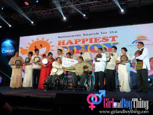 The Happiest Pinoy 2012