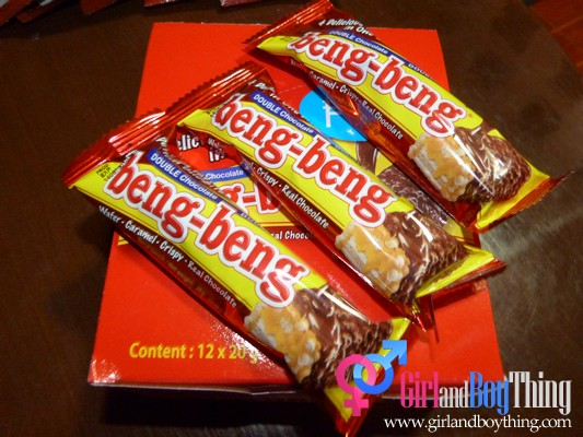 Beng-Beng... 4 Delicious Taste in One Bite