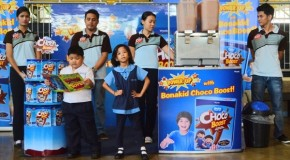 Bonakid Choco Boost and Cartoon Network to Boost Up Children's Physical and Mental Health