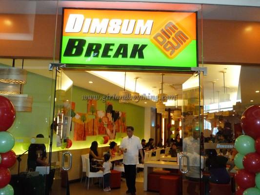 Experience Good Dim Sum In a Dash at DIMSUM BREAK