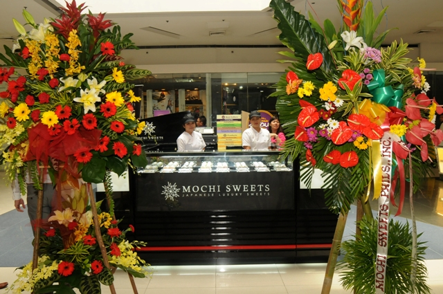 MOCHI SWEETS Now in the Philippines