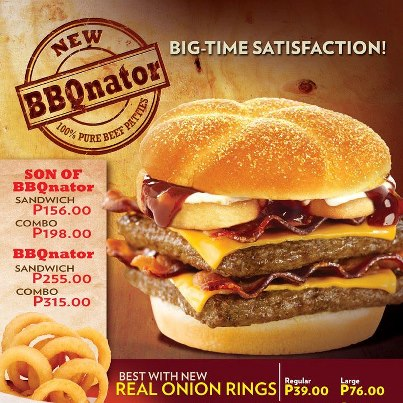 Experience the Mouth-Watering Wendy's BBQnator