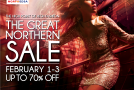 It's Back!!!… GREAT NORTHERN SALE @ SM NORTH EDSA