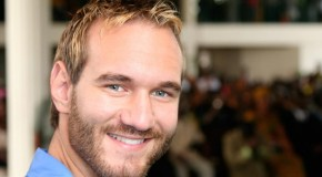 A Man of UNSTOPPABLE FAITH and UNSTOPPABLE DREAM… Nick Vujicic Live in Manila!!!