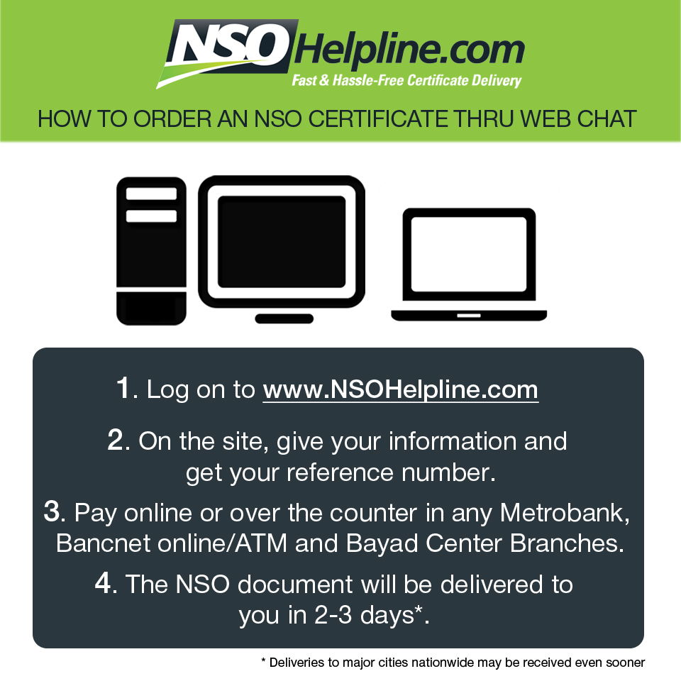 NSO birth certificate tips chat 2b