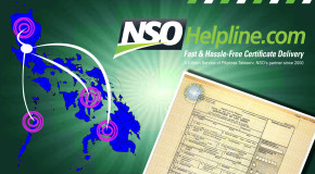 Have A Worry-Free, Fast & Hassle-Free Certificate Delivery Thru NSO Helpline.com