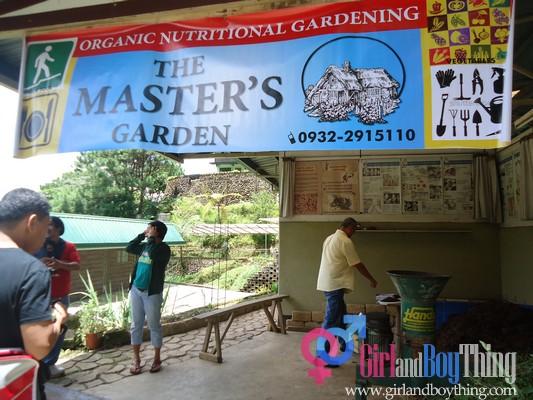 The Masters garden girlandboything13