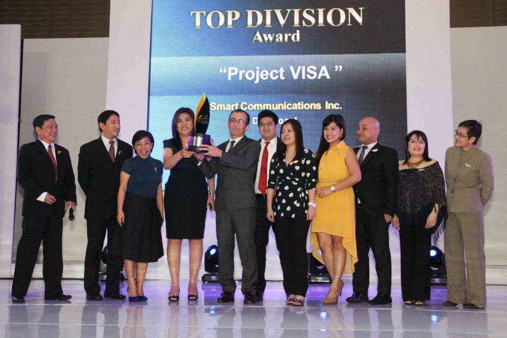 Top Award in Comm Management-Smart Communications Inc.