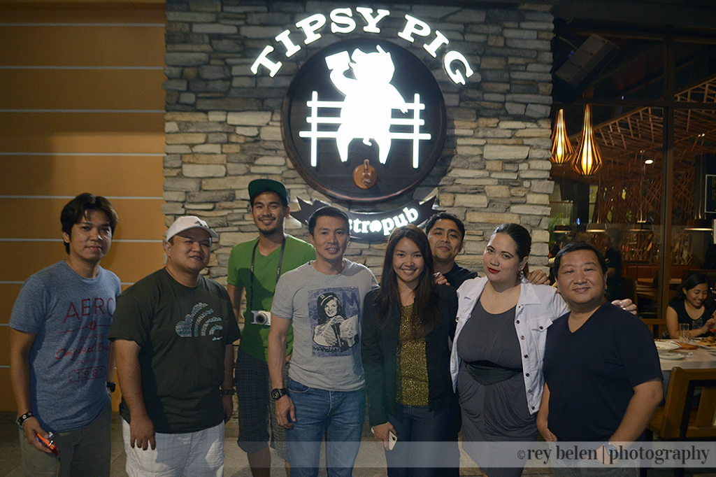 Tipsy Pig Bloggers