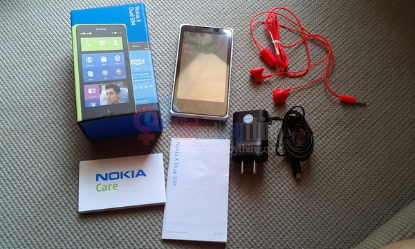 Nokia X Girlandboything 12