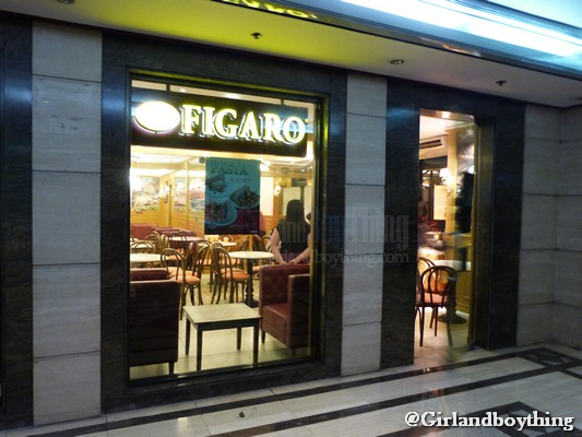 Buffet ala Figaro Girlandboything 1