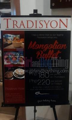 mongolian buffet tradisyon Girlandboything1