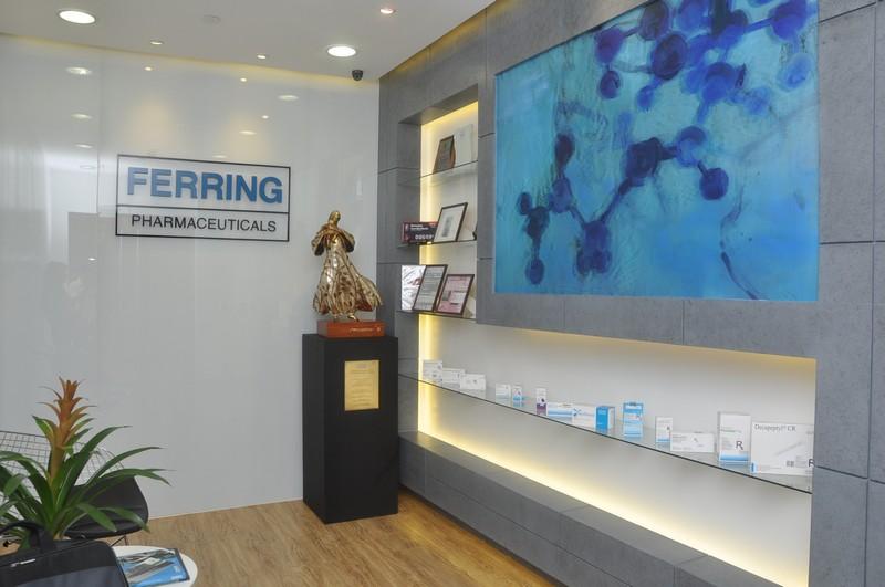 Ferring Pharmaceutical gbt 4