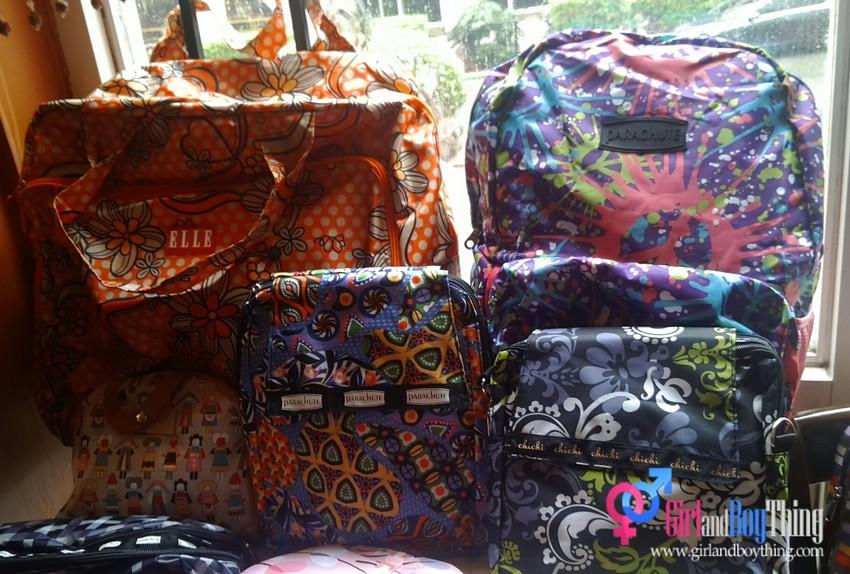 Parachute Bags gbt4