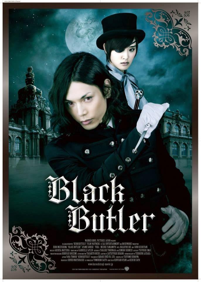 black butler poster art gbt