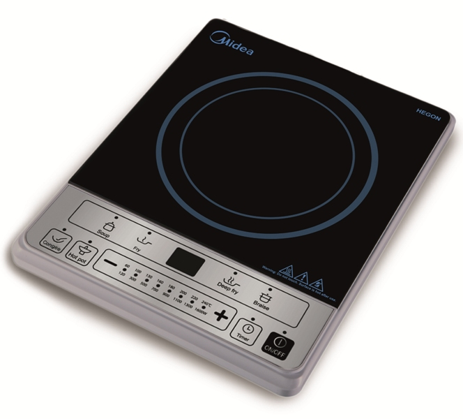 How Fast Is Induction Cooking ~ Midea launches their newest cooking line for extraordinary
