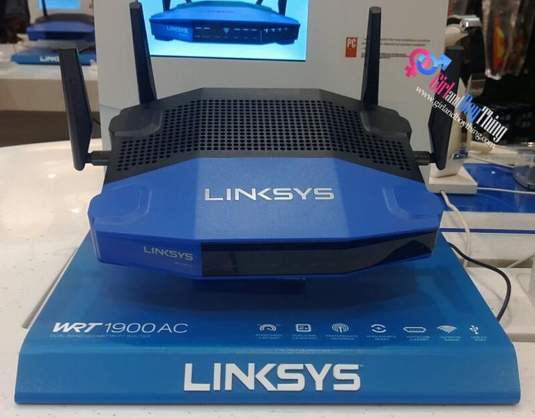linksys WRT1900AC WiFi Router gbt 5