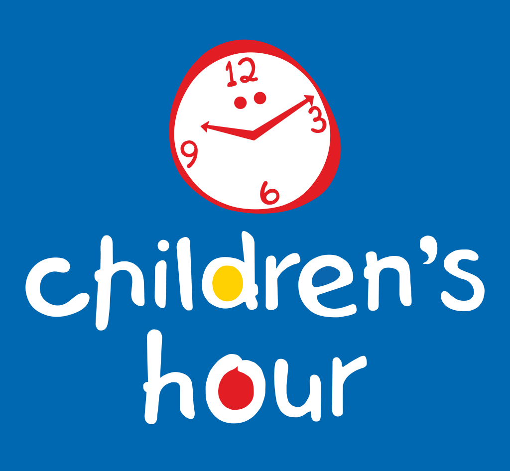 CH logo stacked no tagline blue