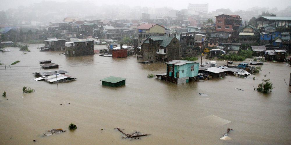 Baguio Storm Helen