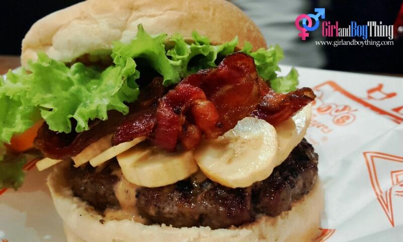 Teddy's Bigger Burgers All day Breakfast gbt 8
