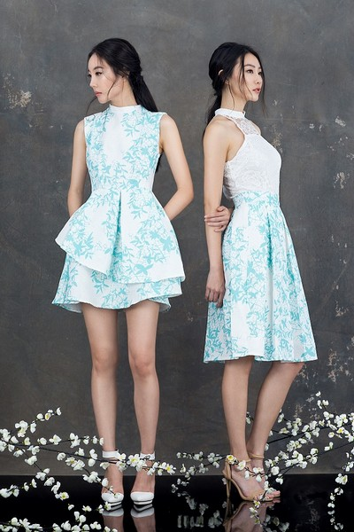 zalora CHINOISERIE CHIC LUNAR NEW YEAR COLLECTION  gbt 1