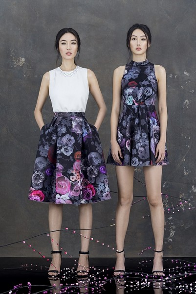 zalora CHINOISERIE CHIC LUNAR NEW YEAR COLLECTION  gbt 5
