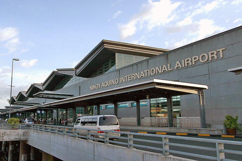 NAIA terminal 3 gbt