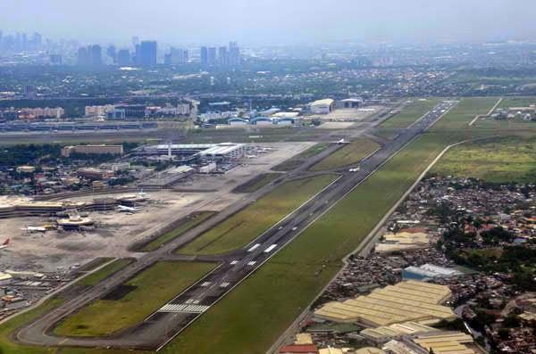 Ninoy Aquino International Airport Runway gbt