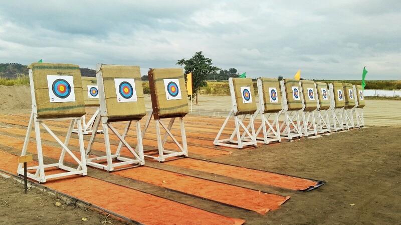 Oculus Archery range Sandbox Gbt10