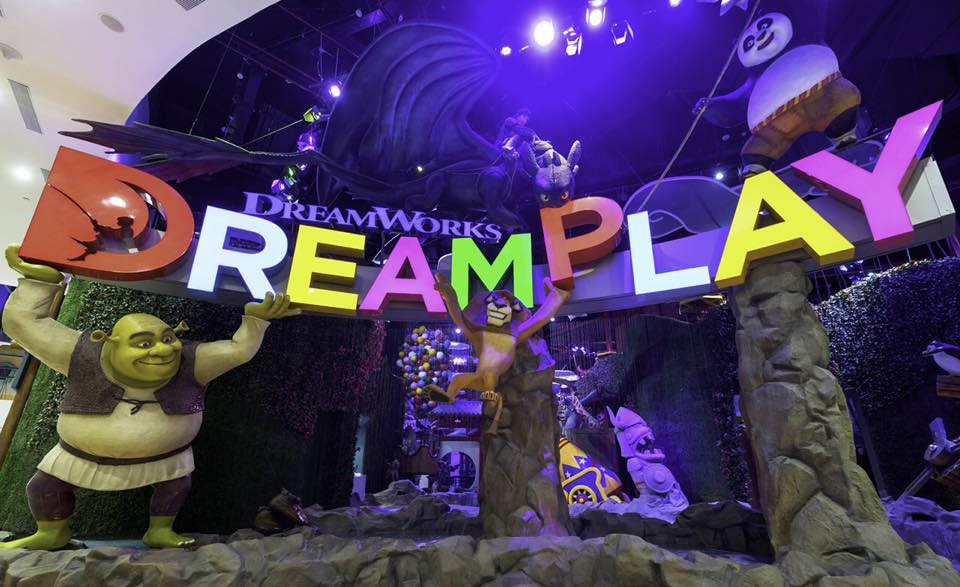 dreamPlay City of dreams manila