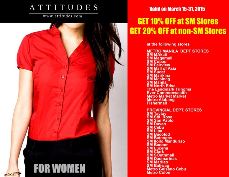 ATTITUDES APPAREL SEVEN DAYS SUPER SALE4