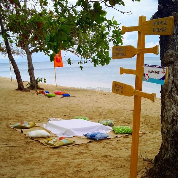 Aquaria Beach Resort22