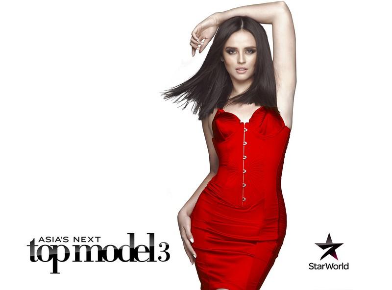 Georgina wilson Asia's Next Top Model Season 31