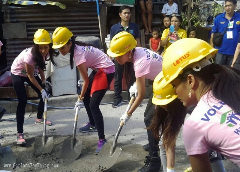 Habitat for humanity Women Build Movement 1