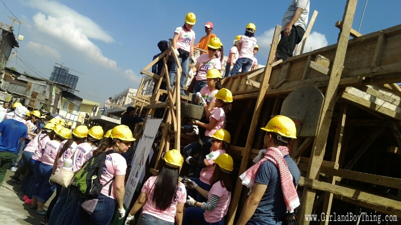 Habitat for humanity Women Build Movement 8