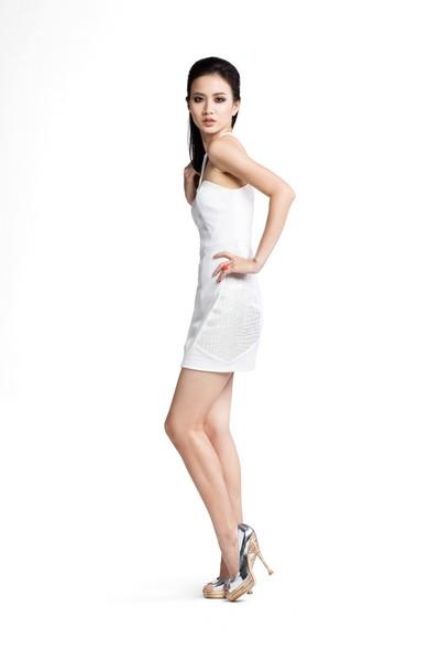 Melissa Tan Li Hsia  Asia's Next Top Model Season 31