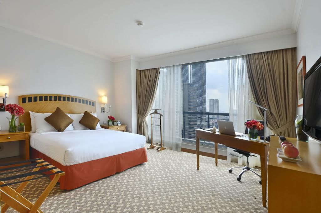 Two-Bedroom Suite's bedroom