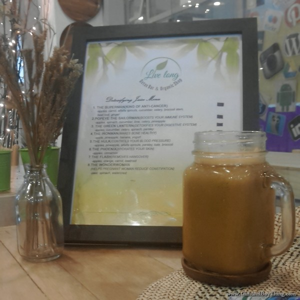 Live Long Detox Bar & Organic Shop 7
