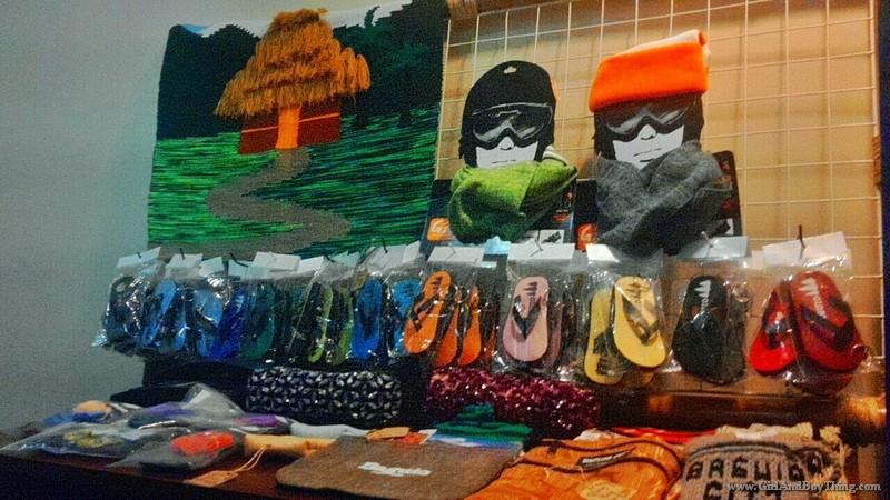 Souvenir shop Baguio City