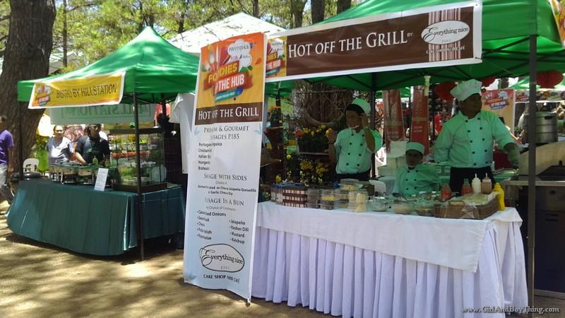 Foodies @ the Hub by k lite 17