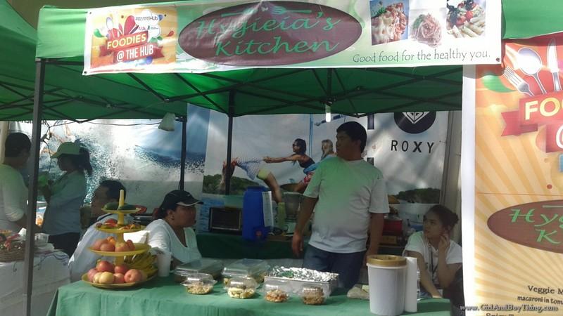 Foodies @ the Hub by k lite 34