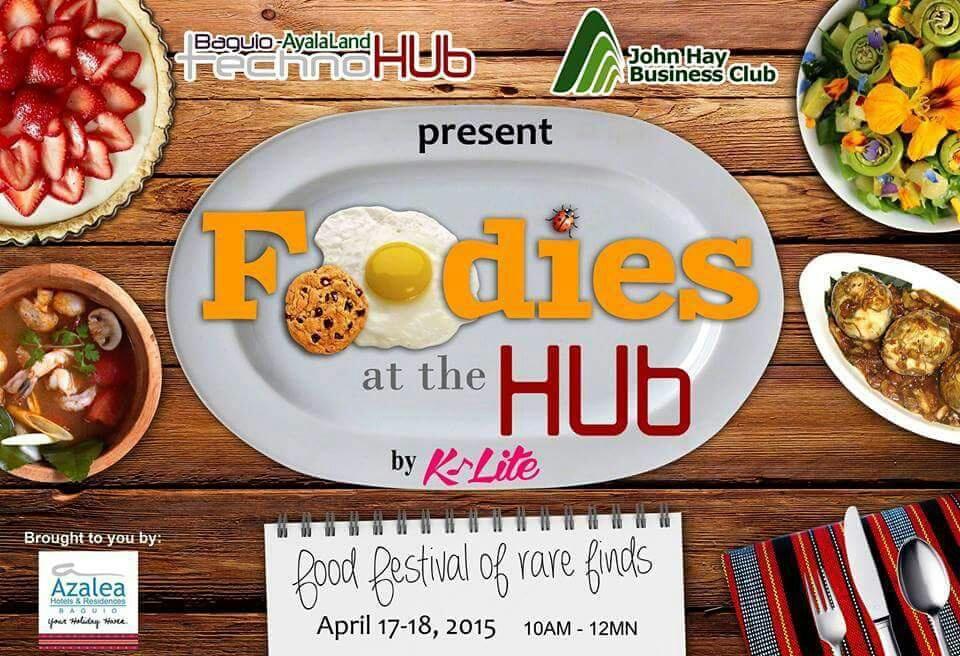 Foodies @ the hub by k lite