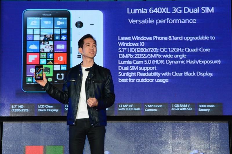 Lumia 640 XL , Lumia 540 dual sim