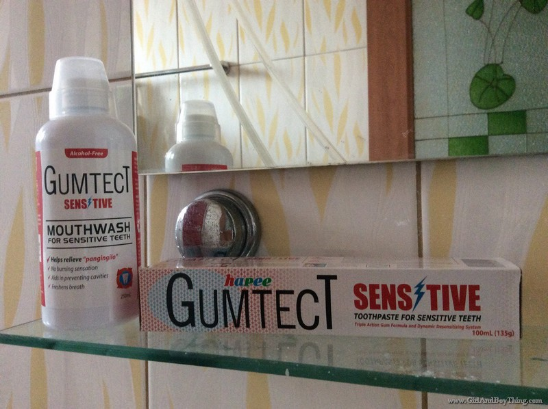 Gumtect Sensitive