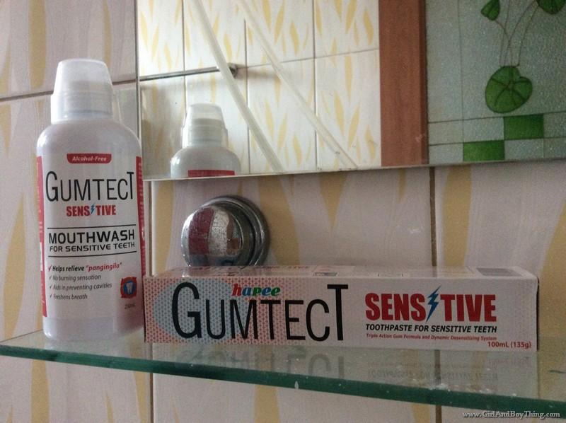 Gumtect Sensitive