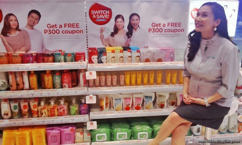 Patty Laurel Filart Watsons Switch and Save